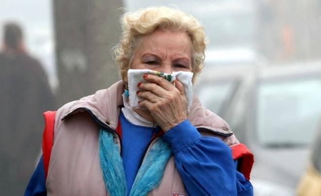 Почему в Смоленске людям стало трудно дышать