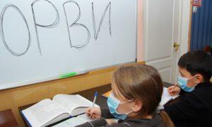 В смоленской школе объявили карантин из-за ОРВИ