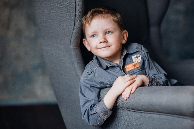 6-летнему смолянину нужна помощь в борьбе со страшной болезнью