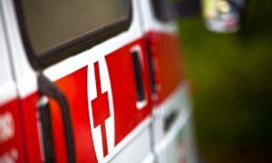 В Смоленской области столкнулись «ВАЗ» и Ford: три человека пострадали