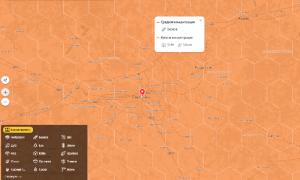 «Яндекс.Погода» создала карту пыльцы для смоленских аллергиков