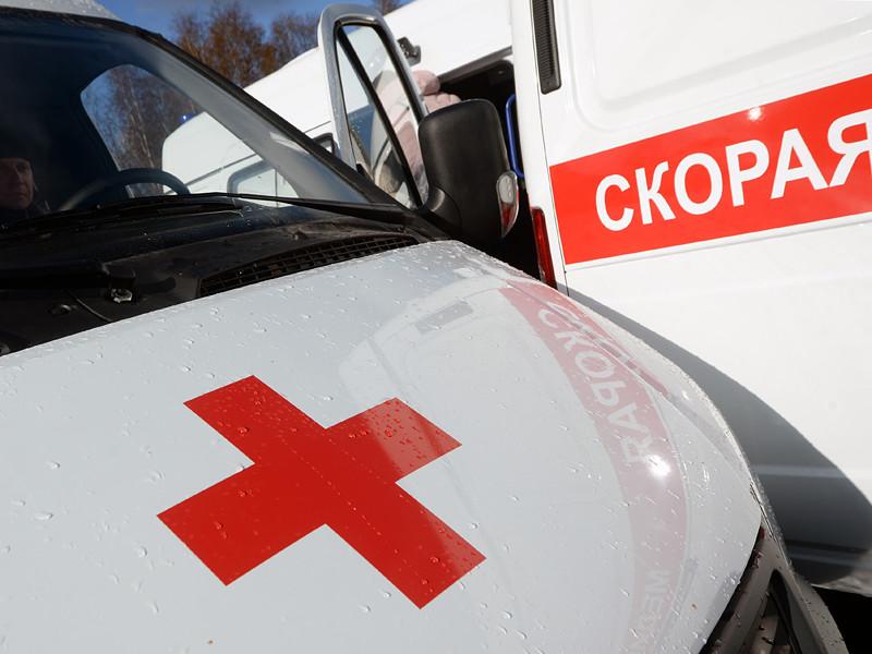 В ДТП на трассе М1 в Смоленской области пострадала женщина