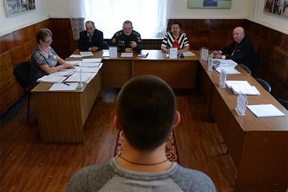 Парней, освобожденных от службы, призовут в армию
