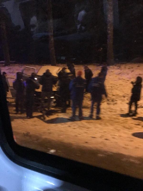 В Смоленске ищут свидетелей ДТП, в котором погиб мужчина