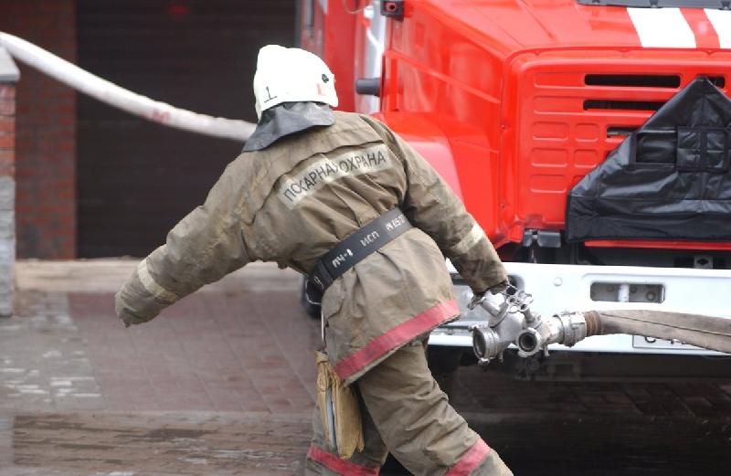 В Смоленской области при пожаре пострадал ребенок