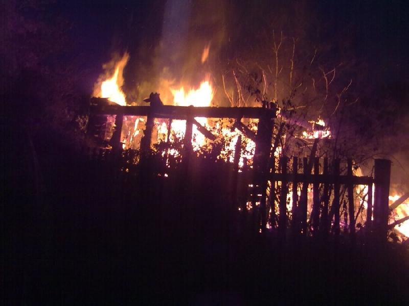 Стали известны подробности пожара в Смоленске, в котором погибли двое мужчин