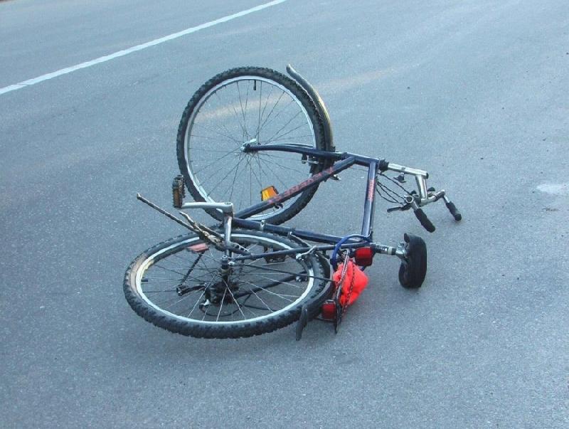 Смолянин получил травмы, упав с велосипеда