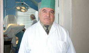 В Смоленске увековечат память об известном докторе Александре Иваняне