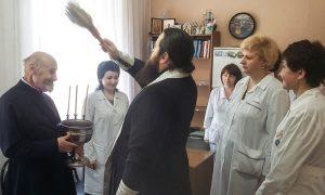 В Смоленске освятили две больницы