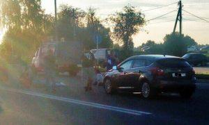 Появились подробности смертельного ДТП в Смоленске, где пострадал ребенок