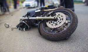 В Смоленской области мотоциклист насмерть сбил пешехода