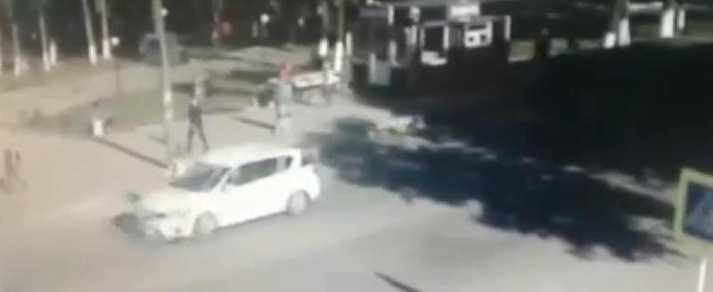 Задержан водитель, сбивший мать и ребенка на «зебре» в Смоленской области