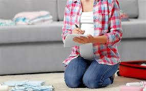 Собираемся в родильный дом — что необходимо взять с собой?