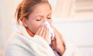 Что делать при первых признаках простуды