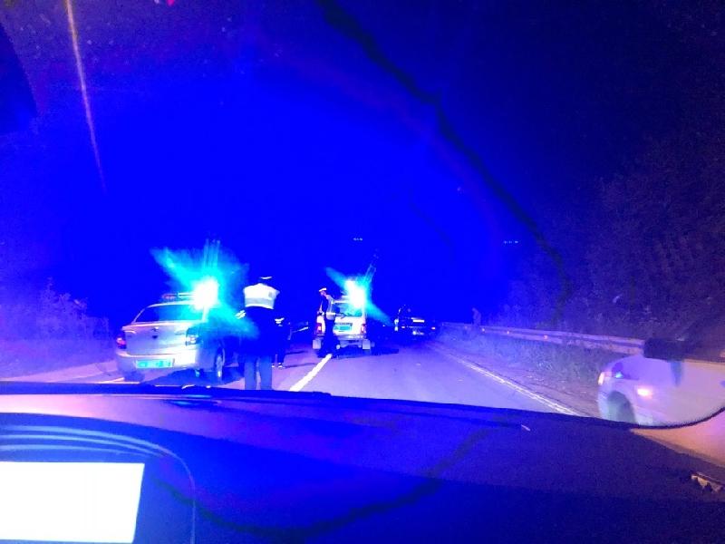 Ночью в Смоленске в ДТП погиб мотоциклист