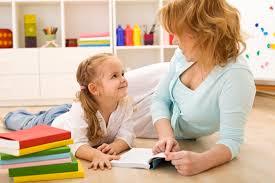 Как правильно выбрать няню для ребенка