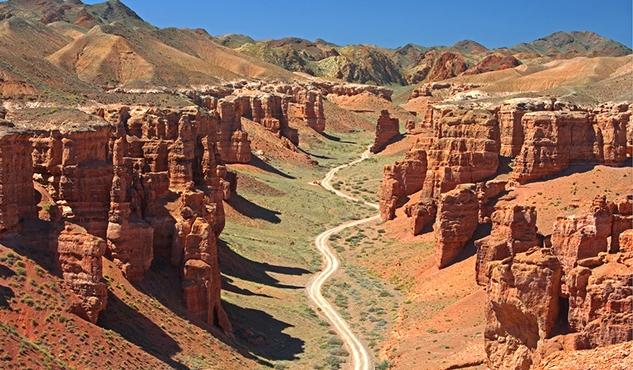 Чарынский каньон — естественная красота девственной природы. Инструкция для туристов