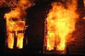 В райцентре Смоленской области при пожаре погиб человек