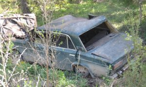 Смертельное ДТП произошло ночью в райцентре Смоленской области