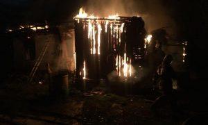 В райцентре Смоленской области в огне погибла женщина