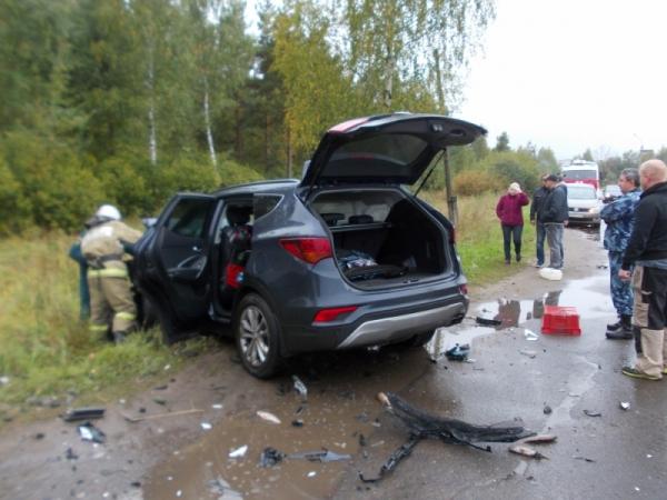Две женщины пострадали в ДТП в Смоленской области
