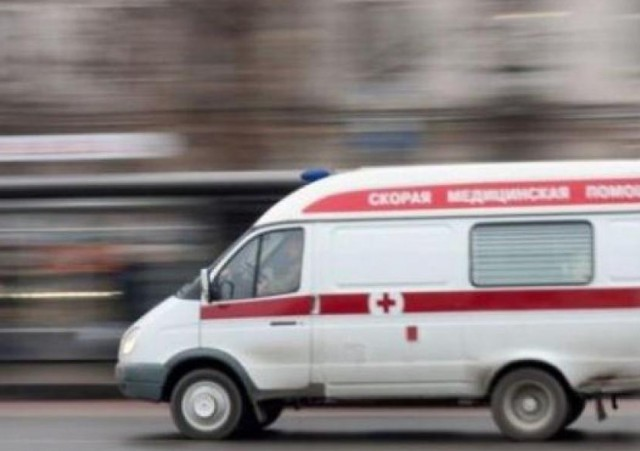 В Смоленске произошло ДТП с участием автомобиля скорой помощи