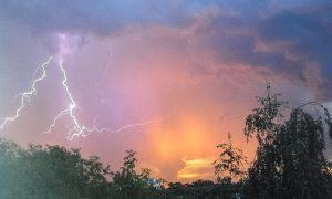 В Смоленской области объявлен «желтый» уровень опасности на 29 августа