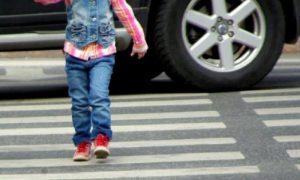 В райцентре Смоленской области в ДТП пострадала пятилетняя девочка