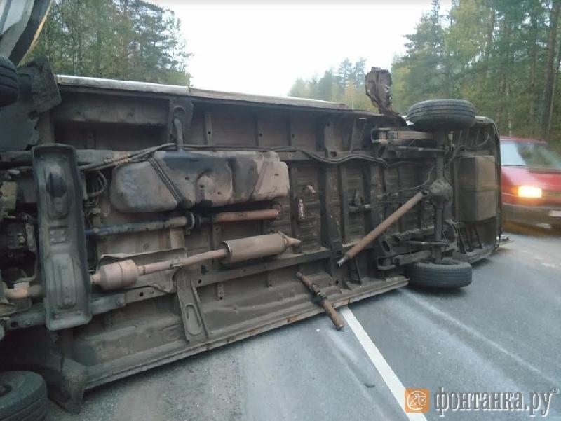 «Много пострадавших». «Блаблакар», ехавший через Смоленск, попал в серьезную аварию