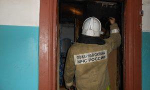 «Пострадавшего госпитализировали с ожогами». Соседи вытащили смолянина из горящей квартиры