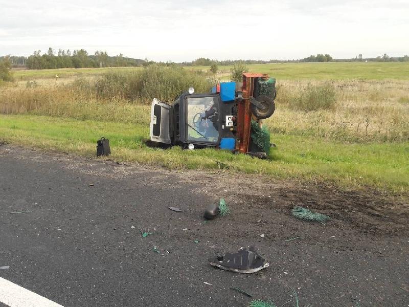 Смолянин погиб в жутком ДТП на федеральной трассе «Россия»