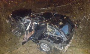 Появились подробности аварии в Смоленском районе, где погибли два человека