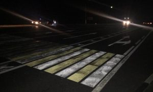 В Смоленской области водитель сбил пешехода на трассе М1 и скрылся