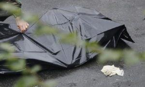 В Смоленской области возле детского сада нашли труп мужчины