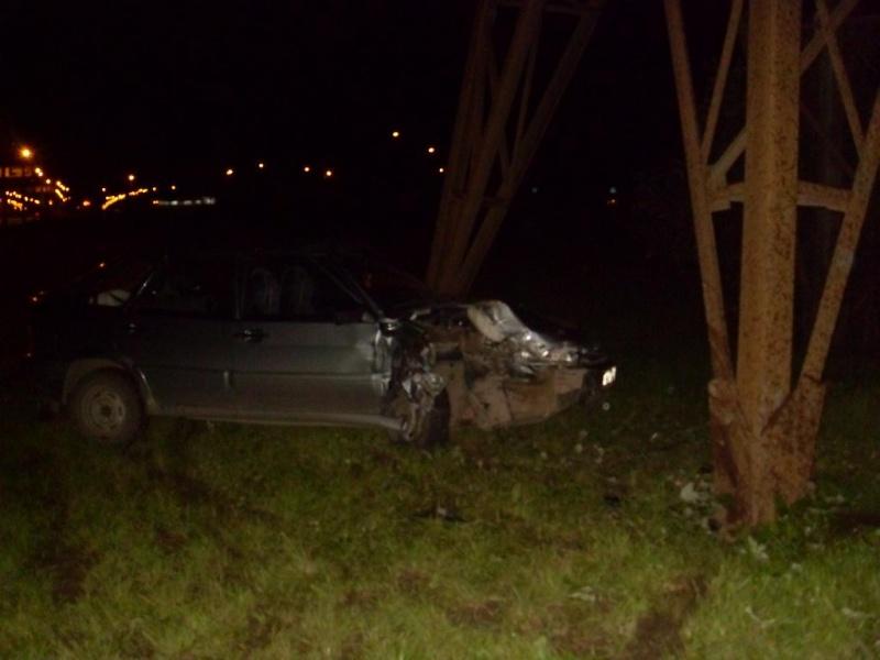 Двухлетняя девочка пострадала в ДТП на трассе М1 в Смоленской области