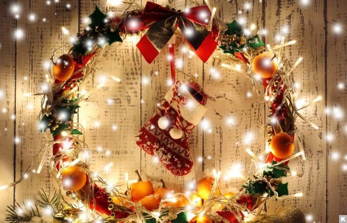 Какие рождественские поздравления выбрать для близких людей