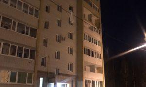 Жителей смоленского дома, где произошел взрыв, размещают в оздоровительном комплексе