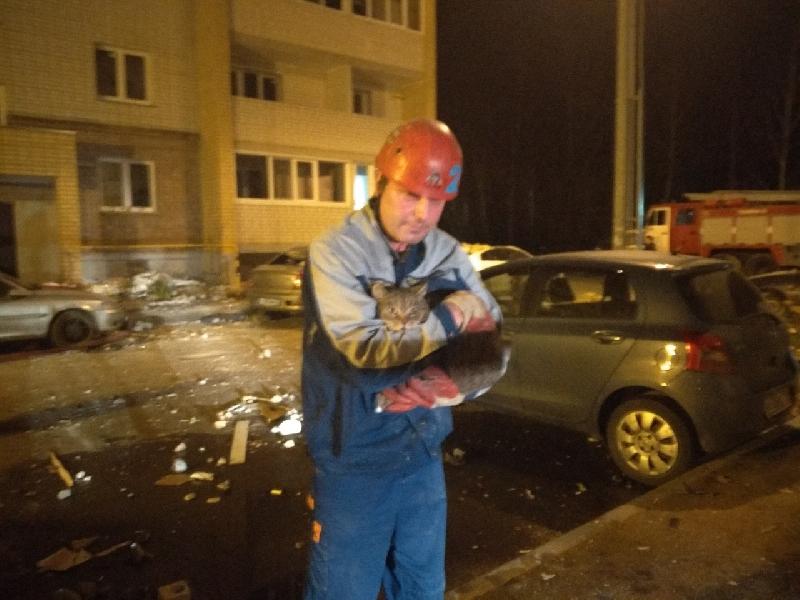 Появилась информация, кто пострадал от взрыва газа в смоленской 9-этажке