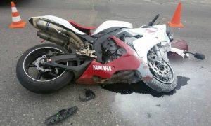 В Смоленской области мотоциклисту, устроившему ДТП, грозит два года колонии