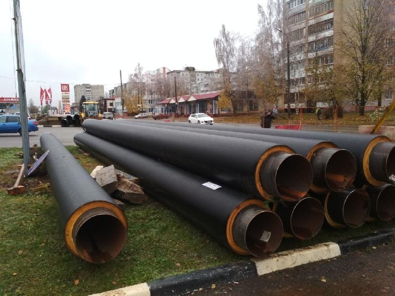 Жителям четырех улиц Смоленска в воскресенье отключат отопление и горячую воду