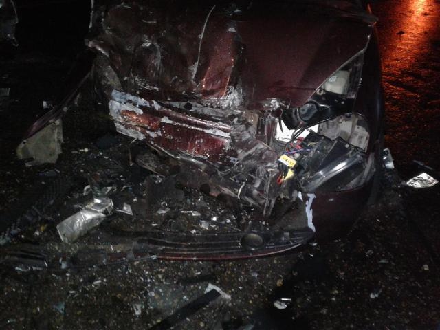 «Машины всмятку». Подробности жуткой аварии в Смоленской области, в которой пострадали шесть человек