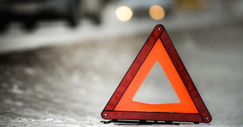 В Смоленске водитель иномарки сбил двух пешеходов