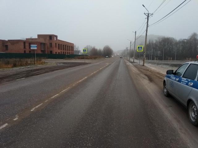 «За рулем была женщина лет 50-60». В Смоленской области ищут водителя, сбившего девочку