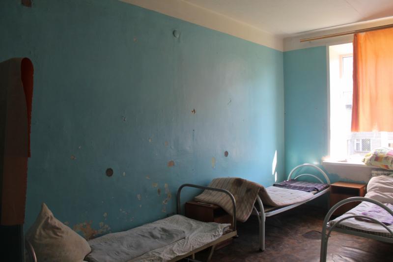 Активисты ОНФ требуют отремонтировать больницу в Смоленской области, пострадавшую от пожара