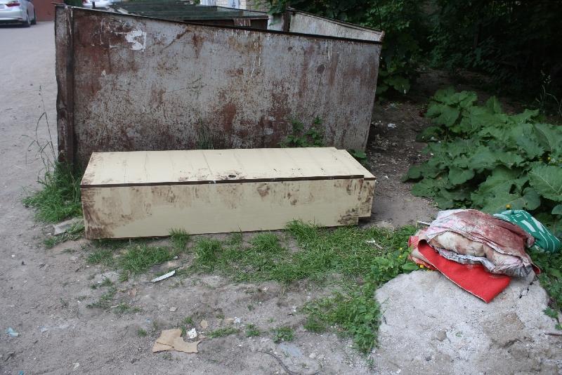 Суд вынес приговор смолянке, которая убила свою родственницу и спрятала ее тело в шкаф