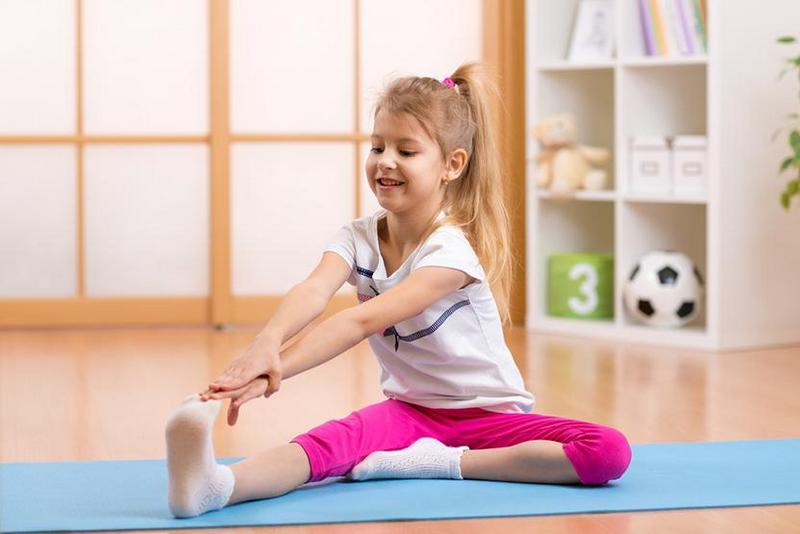 Как мотивировать ребенка больше двигаться