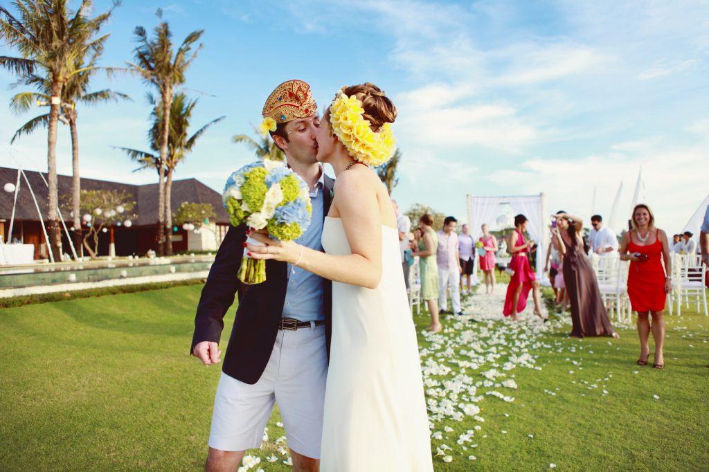 Свадьба за границей — где провести?