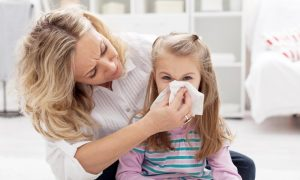Вакцинация от гриппа предотвращает эпидемию