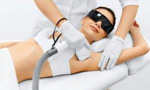 Чем привлекательна лазерная эпиляция?