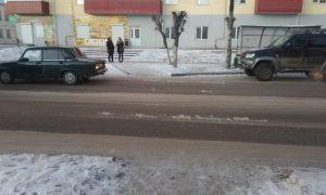 В Смоленской области водитель легковушки сбил женщину и пятилетнюю девочку